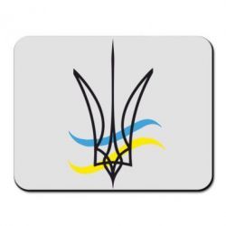 Коврик для мыши Кумедний герб України - FatLine