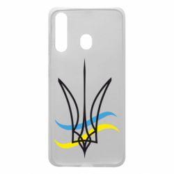 Чохол для Samsung A60 Кумедний герб України