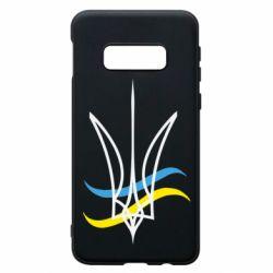 Чохол для Samsung S10e Кумедний герб України
