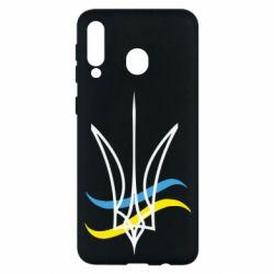 Чохол для Samsung M30 Кумедний герб України