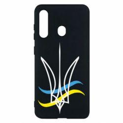 Чохол для Samsung M40 Кумедний герб України