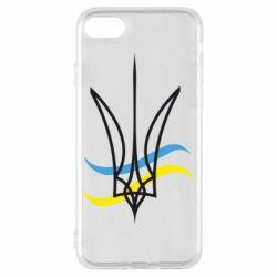Чохол для iPhone 7 Кумедний герб України