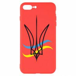 Чохол для iPhone 7 Plus Кумедний герб України