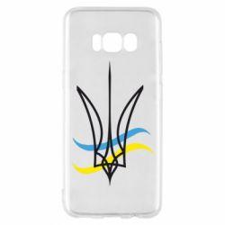Чохол для Samsung S8 Кумедний герб України