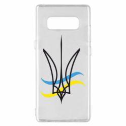 Чохол для Samsung Note 8 Кумедний герб України