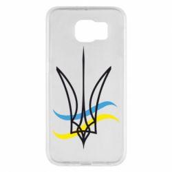 Чохол для Samsung S6 Кумедний герб України