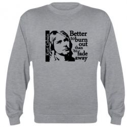 Реглан (свитшот) Kurt Cobain - FatLine