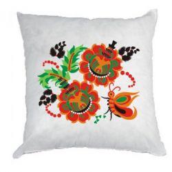 Подушка Квіти України