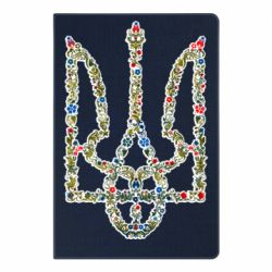 Блокнот А5 Квітучий герб України