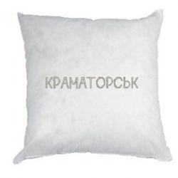 Подушка Квітучий Краматорськ - FatLine