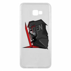 Чехол для Samsung J4 Plus 2018 Kylo Ren Art