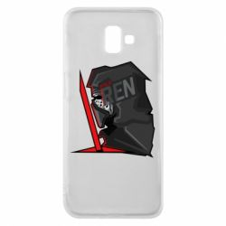Чехол для Samsung J6 Plus 2018 Kylo Ren Art