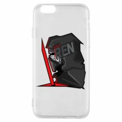 Чехол для iPhone 6/6S Kylo Ren Art