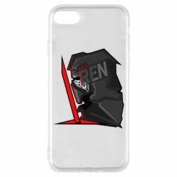 Чехол для iPhone 8 Kylo Ren Art