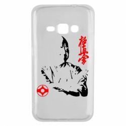 Чохол для Samsung J1 2016 Kyokushin Kanku logo