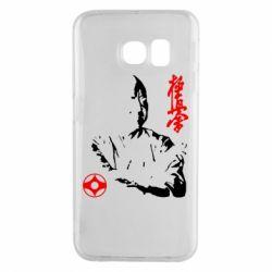 Чохол для Samsung S6 EDGE Kyokushin Kanku logo