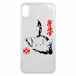 Чохол для iPhone Xs Max Kyokushin Kanku logo