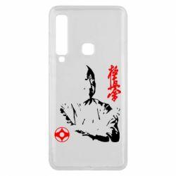 Чохол для Samsung A9 2018 Kyokushin Kanku logo