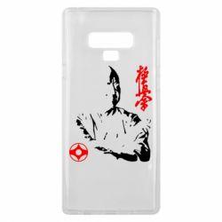 Чохол для Samsung Note 9 Kyokushin Kanku logo