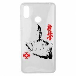 Чехол для Xiaomi Mi Max 3 Kyokushin Kanku logo