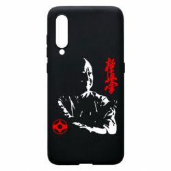 Чехол для Xiaomi Mi9 Kyokushin Kanku logo