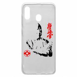 Чохол для Samsung A20 Kyokushin Kanku logo