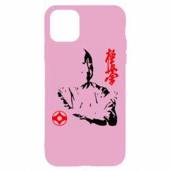 Чохол для iPhone 11 Kyokushin Kanku logo