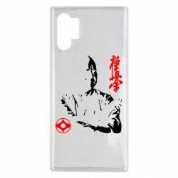 Чохол для Samsung Note 10 Plus Kyokushin Kanku logo