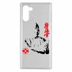 Чохол для Samsung Note 10 Kyokushin Kanku logo
