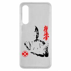 Чехол для Xiaomi Mi9 SE Kyokushin Kanku logo