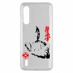 Чехол для Xiaomi Mi9 Lite Kyokushin Kanku logo