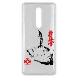 Чехол для Xiaomi Mi9T Kyokushin Kanku logo