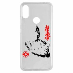 Чехол для Xiaomi Redmi Note 7 Kyokushin Kanku logo