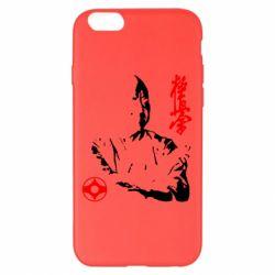 Чохол для iPhone 6 Plus/6S Plus Kyokushin Kanku logo