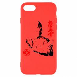Чохол для iPhone 8 Kyokushin Kanku logo