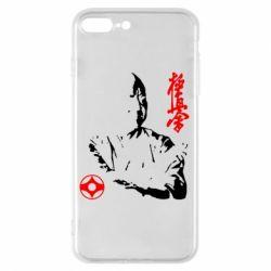 Чохол для iPhone 8 Plus Kyokushin Kanku logo