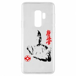 Чохол для Samsung S9+ Kyokushin Kanku logo