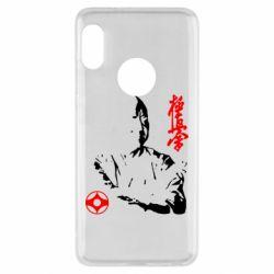 Чехол для Xiaomi Redmi Note 5 Kyokushin Kanku logo