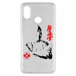 Чехол для Xiaomi Mi8 Kyokushin Kanku logo