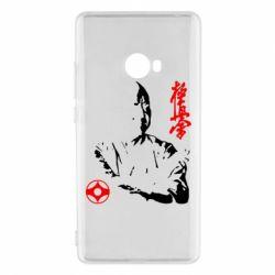 Чехол для Xiaomi Mi Note 2 Kyokushin Kanku logo