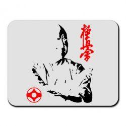 Коврик для мыши Kyokushin Kanku logo - FatLine