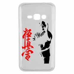 Чохол для Samsung J1 2016 Kyokushin Kanku Master