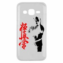 Чохол для Samsung J2 2015 Kyokushin Kanku Master
