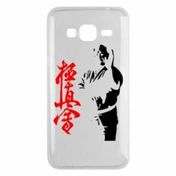 Чохол для Samsung J3 2016 Kyokushin Kanku Master
