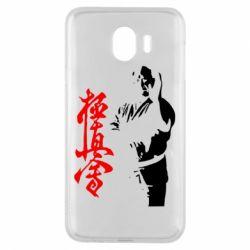 Чохол для Samsung J4 Kyokushin Kanku Master