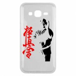 Чохол для Samsung J5 2015 Kyokushin Kanku Master