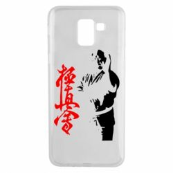 Чохол для Samsung J6 Kyokushin Kanku Master