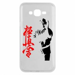 Чохол для Samsung J7 2015 Kyokushin Kanku Master