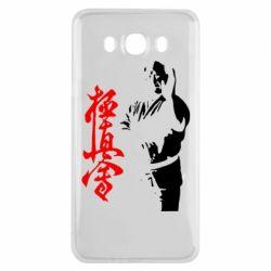 Чохол для Samsung J7 2016 Kyokushin Kanku Master