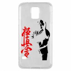 Чохол для Samsung S5 Kyokushin Kanku Master